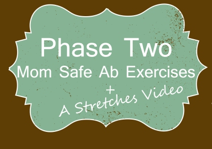 Phase two+stretches